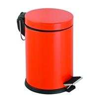 Baneva Pedallı Çöp Kovası Turuncu 5 Litre
