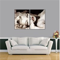 Ritmo-Marilyn Monroe2 Kanvas Tablo