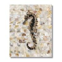 Ritmo-Mozaik Denizati Kanvas Tablo