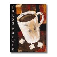 Ritmo-Şekerlı Çay Kanvas Tablo