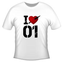 Goadana Tshirt I Love 01