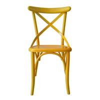 Albero Home Thonet Sandalye Sarı