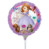 Pandoli 23 Cm Folyo Balon Sofıa The First