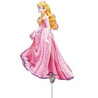 Pandoli 35 Cm Folyo Balon Princess Sleeping