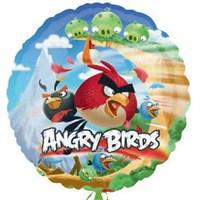 Pandoli 45 Cm Folyo Balon Angry Birds