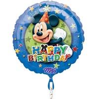 Pandoli 45 Cm Folyo Balon Mickey Birthday Stars