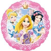 Pandoli 45 Cm Folyo Balon Princess Portrait