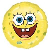 Pandoli 45 Cm Folyo Balon Sponge Bob Smiles