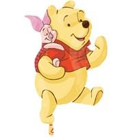 Pandoli Supershape Folyo New Pooh Vr Friend Balon