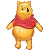 Pandoli Supershape Folyo Big As Life Pooh Balon