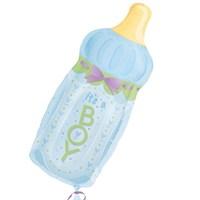 Pandoli Supershape Folyo Baby Bottle Boy Balon