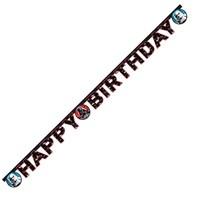 Pandoli Star Wars & Heroes Happy Birthday Set