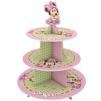 Pandoli Disney Baby Minnie Cupcake Standı
