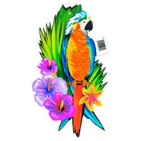 Pandoli Luau Tropikal Kuş Dekor