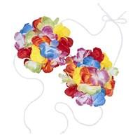 Pandoli Luau Çiçek Bikini Üstü