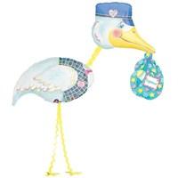 Pandoli Airwalker Special Delivery Stork Balon