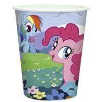 Pandoli My Little Pony Karton Bardak 8 Adet