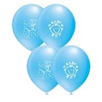 Pandoli 25 Adet It İs A Boy Baskılı Latex Balon