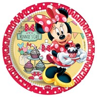 Pandoli Minnie Cafe Tabak 23 Cm (8 Ad)