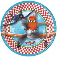 Pandoli Disney Planes Tabak 23 Cm 8 Adet