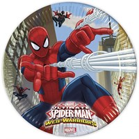 Pandoli Ultimate Spiderman Tabak 23 Cm 8 Adet