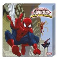 Pandoli Ultimate Spiderman Kağıt Peçete 20 Adet