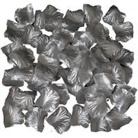 Pandoli Gümüş Renkli 50 Li Gül Yaprakları Konfeti
