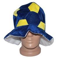 Pandoli Sarı Mavi Parti Şapkası