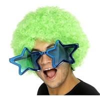 Pandoli Süperstar Yıldızlı Parti Gözlüğü Mavi Renk