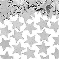 Pandoli Yıldız Figürlü Gümüş Renk Masa Üzeri Serpme Konfeti 15 Gr