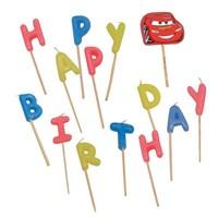 Pandoli Cars Happy Birthday Mum