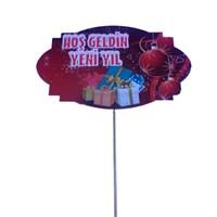 Pandoli Hoş Geldin Yeni Yıl Konuşma Balonu