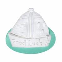 Kurdelya 'Good Luck' Yelkenli Silikon Kalıbı