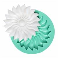 Kurdelya Çarkıfelek Çiçeği Silikon Kalıbı