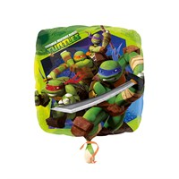 KullanAtMarket Ninja Turtles Folyo Balon 45 Cm