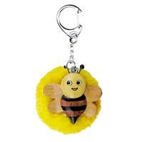 Nev-Ecolinea Pom Pom Anahtarlık Bee