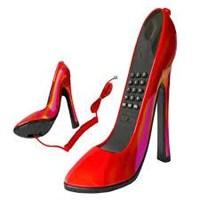 Buffer Topuklu Ayakkabı Tasarımlı Telefon