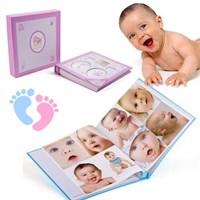 Buffer Yeni Doğan Bebek Albümü (120 Fotograflık)
