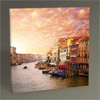 Tablo 360 Gün Batımı Venezia Tablo 30X30