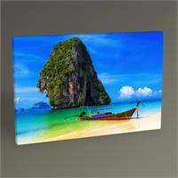 Tablo 360 Egzotik Plaj Iı Tablo 45X30