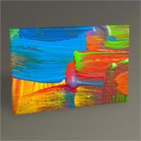 Tablo 360 Renkli Soyut Iıı Tablo 105X70