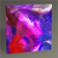 Tablo 360 Renkli Soyut Yağlı Boya Tablo 30X30