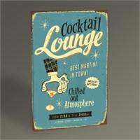 Tablo 360 Lounge Parti Afişi Tablo 45X30