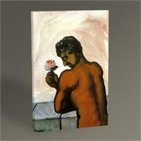 Tablo 360 Rene Magritte The Psychologue Tablo 45X30
