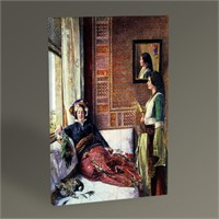Tablo 360 John Frederick Harem Tablo 45X30