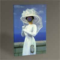 Tablo 360 Rene Magritte The Great War 45X30