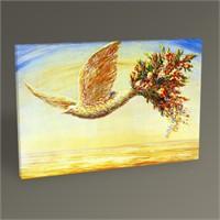 Tablo 360 Rene Magritte The Good Omens 45X30