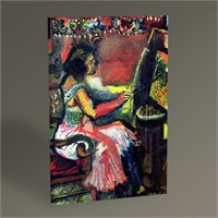 Tablo 360 Marc Chagall The Model 45X30