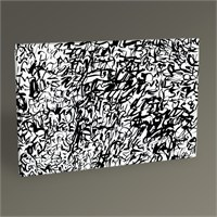 Tablo 360 Keith Haring Untitled,1982 Tablo 45X30