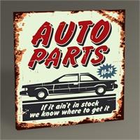 Tablo 360 Auto Parts Tablo 30X30